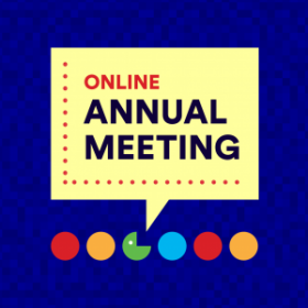 Annual Meeting, Oct 22, 7pm