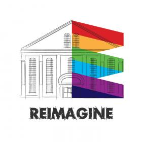 Reimage building graphic